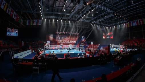 Украинские боксеры, проигнорировавшие бойкот, провалились на чемпионате мира в России