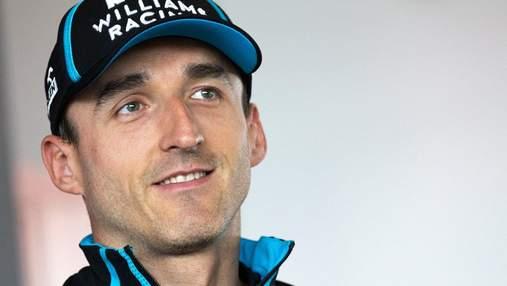 Польский гонщик Формулы-1 Роберт Кубица покинет команду Williams