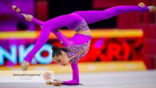 Украинская гимнастка Влада Никольченко получила бронзу на чемпионате мира: видео выступления