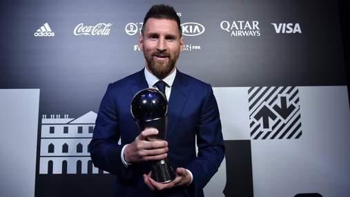Стало известно, за кого голосовал Месси в номинации лучший игрок и тренер сезона