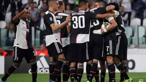 Ювентус – Брешия: прогноз букмекеров на матч чемпионата Италии