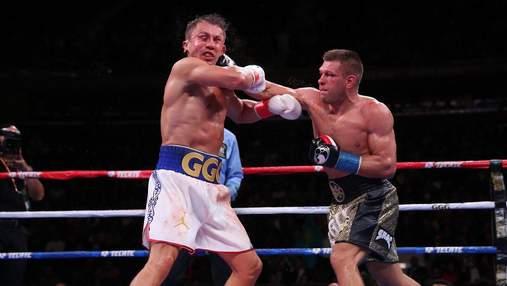 Дерев'янченко у видовищному поєдинку програв Головкіну сумнівним рішенням суддів