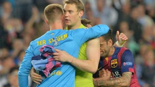 """""""Баварія"""" погрожує не відпускати своїх футболістів у збірну Німеччини через воротаря """"Барселони"""""""