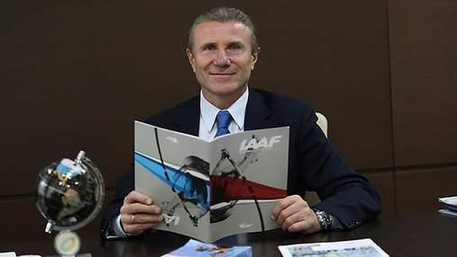 Сергея Бубку переизбрали на должность вице-президента Международной организации
