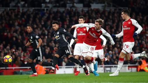 Манчестер Юнайтед – Арсенал: де дивитися матч АПЛ