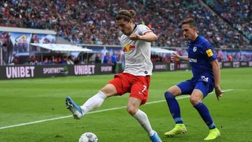"""""""Шальке"""" здолав """"Лейпциг"""", """"Баварія"""" – лідер: результати та відео голів 6 туру Бундесліги"""