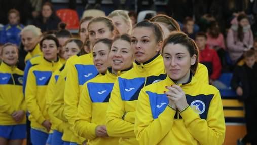 Жіноча збірна України з гандболу поступилася Польщі в матчі відбору на Євро-2020