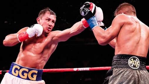 Головкін – Дерев'янченко: відомі боксери називають українця переможцем