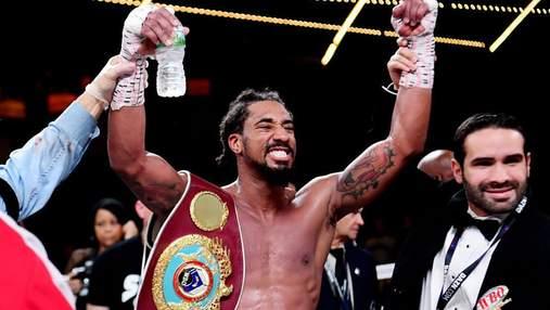 Чемпіон WBO хоче бою з Дерев'янченком