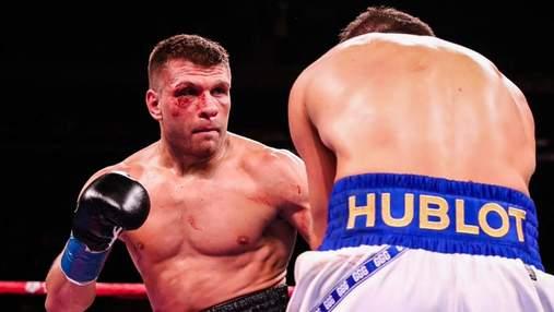Кров залила Дерев'янченку око, але він сказав, що це не зупинить його, – тренер українця