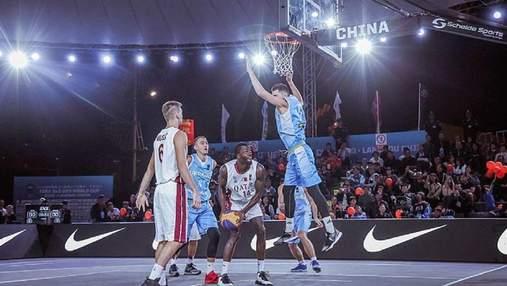 Данк украинца возглавил рейтинг топ-10 моментов чемпионата мира по баскетболу 3х3: видео