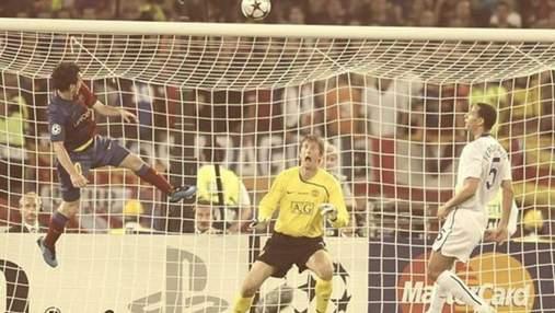 Месси назвал свой лучший гол в карьере – головой в ворота МЮ в финале Лиги чемпионов: видео