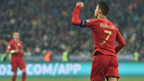 Не кожен здатний на таке, – Роналду про 700-й гол у кар'єрі