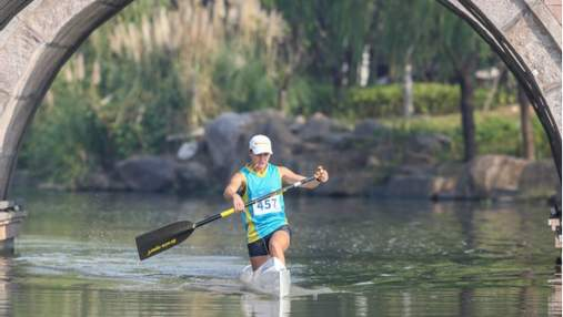 Українська каноїстка Людмила Бабак перемогла на чемпіонаті світу з марафону