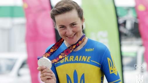Анна Соловей принесла Украине вторую награду на Чемпионате Европы по велотреку