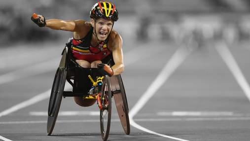 Чемпион Паралимпийских игр Марике Вервурт сделала эвтаназию