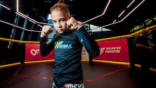 У Києві відбувся турнір з MMA серед дітей, спортсменів підтримав Конор МакГрегор (фото)