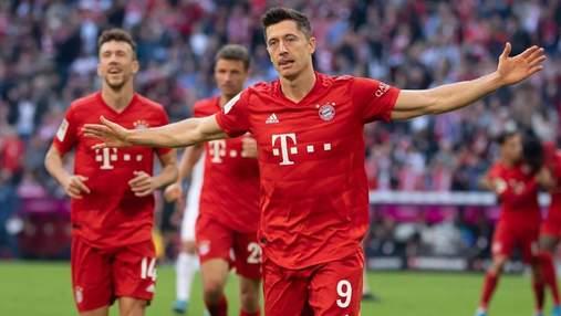 """""""Боруссія"""" М повернула лідерство, """"Баварія"""" вистраждала перемогу: результати Бундесліги"""