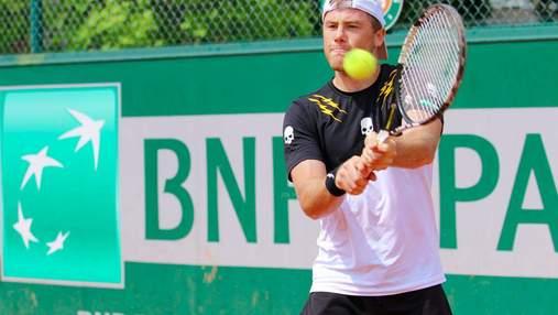 Марченко прыгнул в рейтинге ATP, Стаховский продолжает опускаться