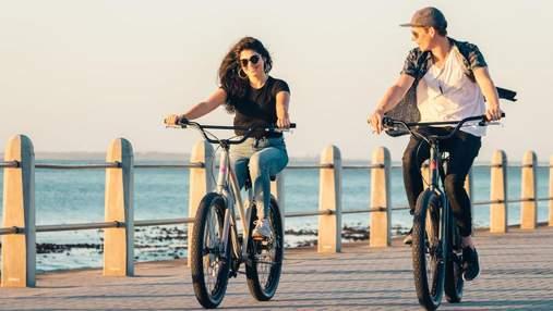 Активний відпочинок: вся користь від велосипеда