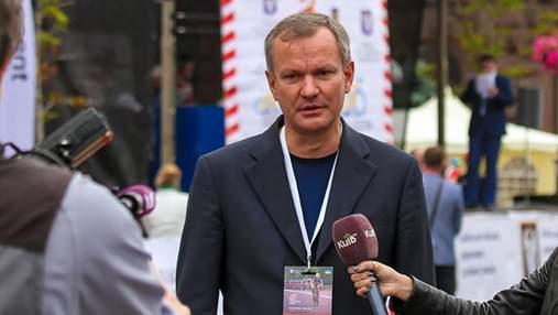 Башенко втратив доступ до сторінки Федерації велоспорту у Facebook після провокаційних дописів