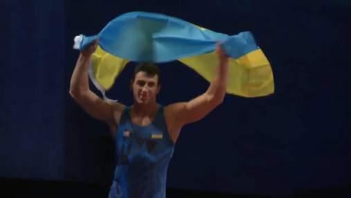 Украинский борец Семен Новиков – чемпион мира