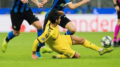 Боруссия Дортмунд – Интер: где смотреть онлайн матч Лиги чемпионов