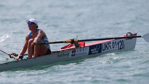 Українка Димченко стала чемпіонкою світу з веслування