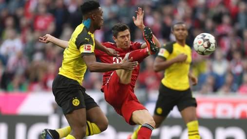 Баварія – Боруссія Дортмунд: де дивитися онлайн матч чемпіонату Німеччини