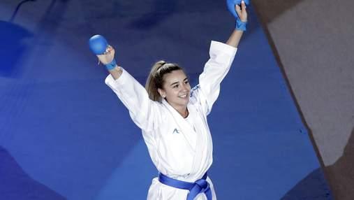 Украинка Терлюга признана лучшей каратисткой планеты: горячие фото спортсменки