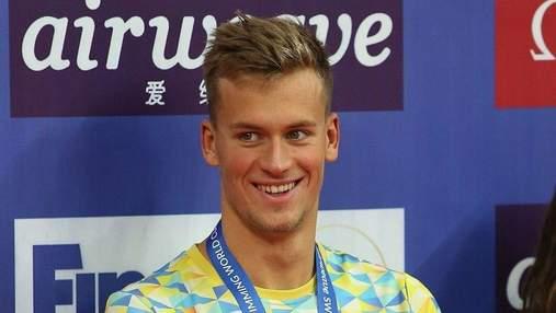 Романчук з рекордом переміг на етапі Кубка світу з плавання: відео