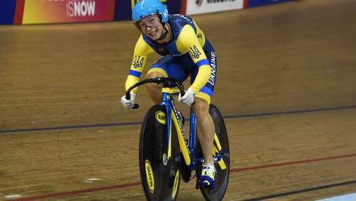 Украинка Старикова завоевала бронзу на этапе Кубка мира по велотреку в Глазго