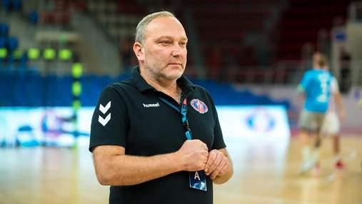Український клуб відправив тренера у відставку через провал у Лізі чемпіонів