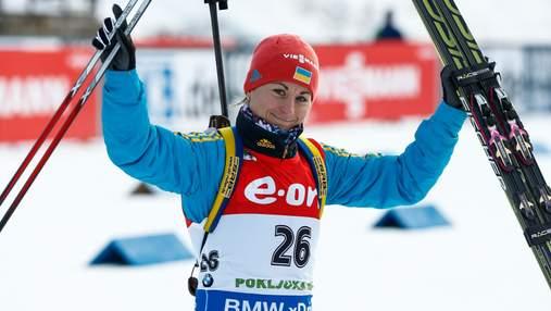 Біатлон: дві українки фінішували в топ-10 на передсезонних змаганнях у Шушені