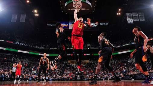 """""""Детройт"""" разгромил """"Атланту"""" в НБА: Михайлюк установил личный рекорд, а Лень набрал 16 очков"""