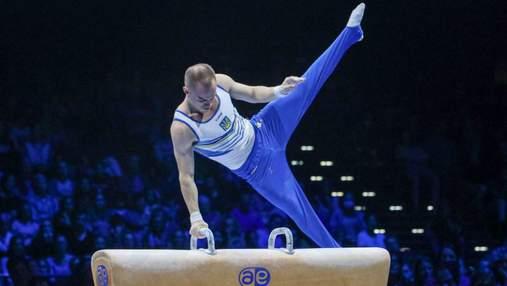 Олег Верняєв виграв медаль на етапі Кубка світу
