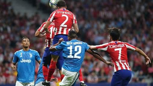 Ювентус – Атлетико: где смотреть онлайн матч Лиги чемпионов