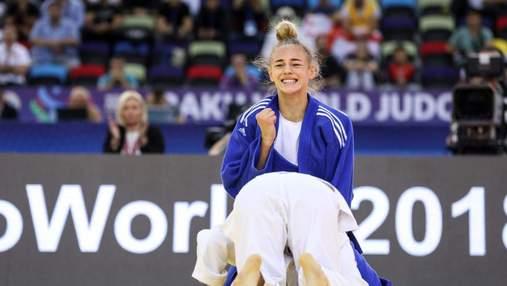 Дария Билодид поборется за звание лучшей спортсменки года