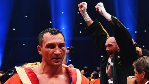 Пять лет назад Кличко обидно проиграл Тайсону Фьюри – как это было: видео