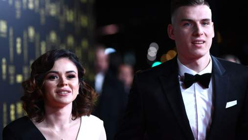 Андрей Лунин – пятый среди лучших молодых футболистов 2019 года: фото и видео с церемонии