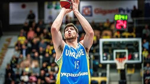Сборная Украины сыграет в Запорожье первый матч отбора на Евробаскет-2021