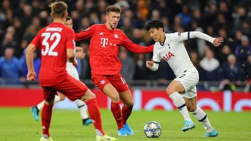 Баварія – Тоттенхем: прогноз букмекерів на топ-матч Ліги чемпіонів