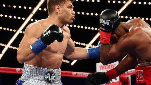 Дерев'янченко заробив найбільший гонорар серед українських боксерів у 2019 році