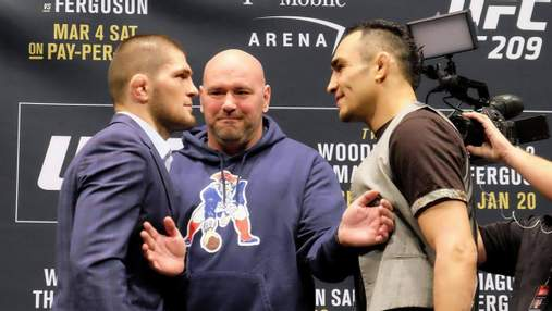 UFC офіційно підтвердила бої Хабіб – Фергюсон та Макгрегор – Серроне