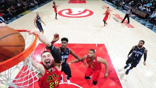 """Лень провел результативную игру против """"Лейкерс"""" в матче НБА: видео"""