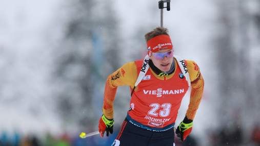Биатлон: Долль неожиданно выиграл спринт в Анси, Подручный – 18-й