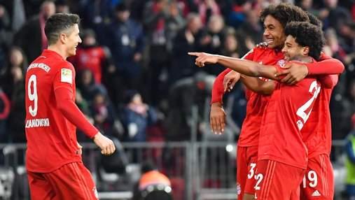 """Юний талант """"Баварії"""" забив переможний гол першим дотиком у двох матчах поспіль: відео"""