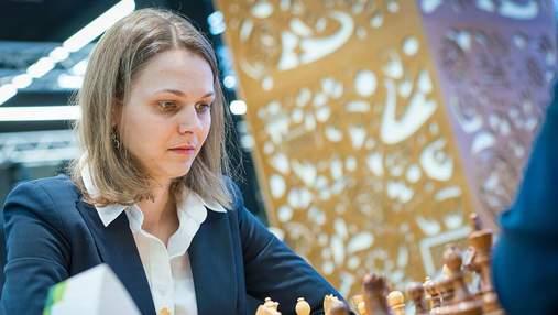 Анна Музичук стала віцечемпіонкою світу з шахів