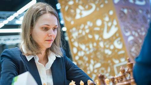 Анна Музычук стала вице-чемпионкой мира по шахматам