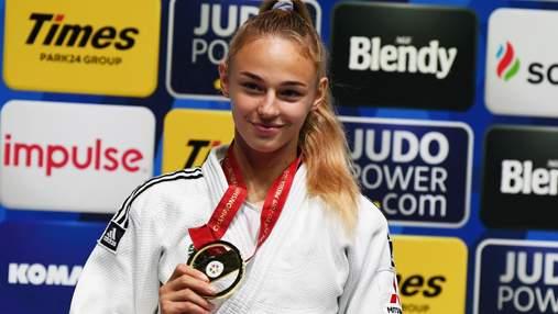 Украинка Билодид заняла 12 место в мировом рейтинге лучших спортсменок года